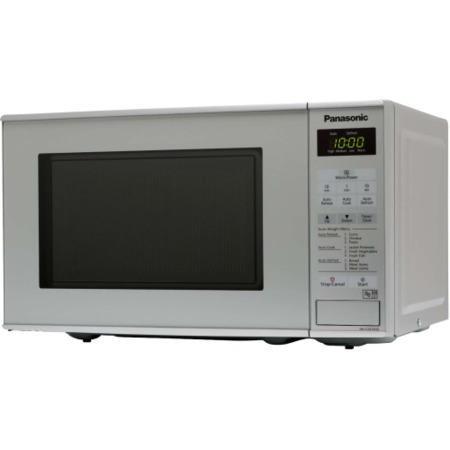 Panasonic Nn E281mmbpq 20l 800w Silver Freestanding