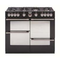 Stoves Sterling R1100GT 110cm Gas Range Cooker - Black