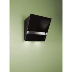 Best HOOD-BE-KT-55-BL Kite Angled 55cm Chimney Cooker Hood Black