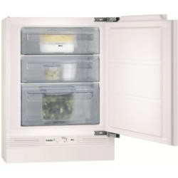 GRADE A1 - AEG AGN58210F0 Frost Free Integrated Under Counter Freezer