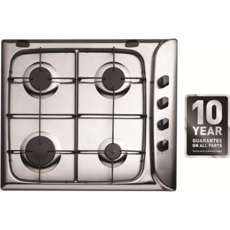 Hotpoint Display 60cm Wide 4 Burner Gas Hob With Flame Failure