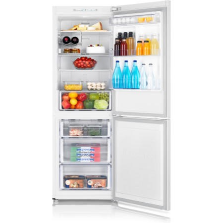 Samsung RB29FSRNDWW Frost Free Freestanding Fridge Freezer - White