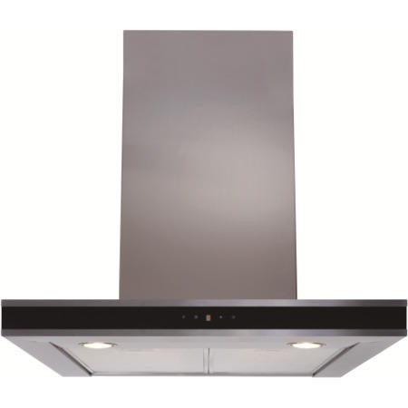 CDA EVP61SS Level 2 60cm Chimney Cooker Hood Stainless Steel