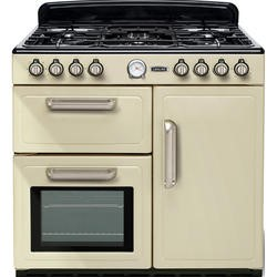 Leisure Ex-display Traditional Style 90cm Gas Range Cooker in Cream