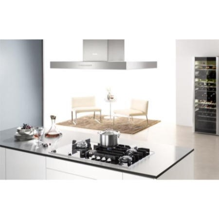 Miele KM3054 94cm Wide 5 Burner Gas-on-glass Hob