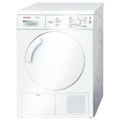 Bosch WTE84106GB Classixx 7kg Freestanding Condenser Tumble Dryer - White