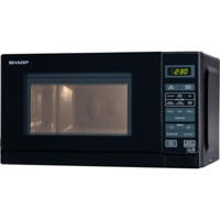 Sharp R272KM 800W 20L Freestanding Microwave Oven - Black
