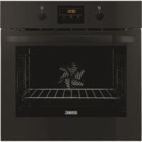 Zanussi ZOP37902BK Multifunction 74L Electric Built-in Single Oven With Pyrolytic Cleaning Black