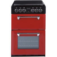 Stoves Richmond 550E Mini Range 55cm Electric Cooker in Jalapeno