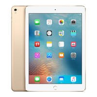 GRADE A1 - Apple iPad Pro 128GB 9.7 Inch iOS 9 Tablet - Gold
