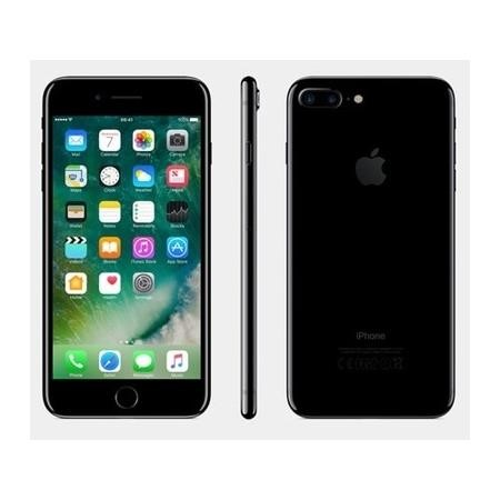 "Apple iPhone 7 Plus Jet Black 5.5"" 128GB 4G Unlocked & SIM Free"