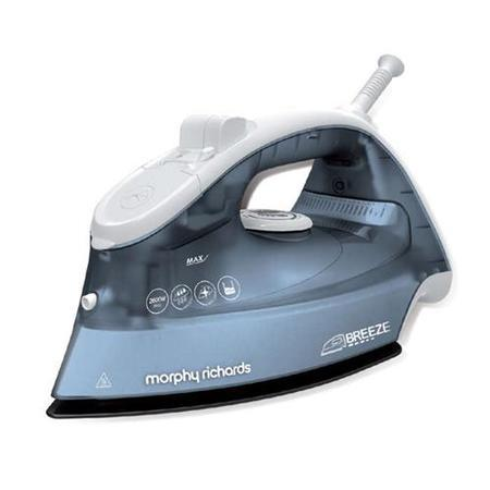 morphy richards 300251 breeze steam iron appliances direct. Black Bedroom Furniture Sets. Home Design Ideas