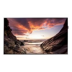 "43"" Black LED Large Format Display, Full HD, 500 cd/m2, 24/7 Operation"