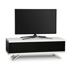 GRADE A2 - Light cosmetic damage - MDA Designs Tucana Hybrid 1200 TV Stand in White