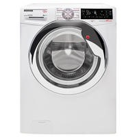 Hoover DWTSS134AIW3/1- 13kg 1400 rpm All-in-one Washing Machine White