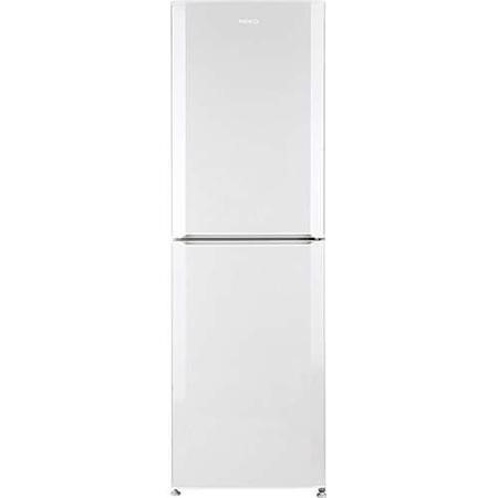 Beko CF6914APW Wide Freestanding Fridge Freezer White