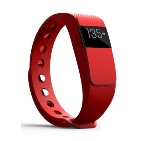 Replacement Band for IQ-FIT HR - Red