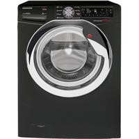 Hoover DWTSS134AIB3/1- 13kg 1400 rpm All-in-one Washing Machine Black