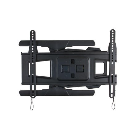 "B-Tech BT8221/B Ultra Slim Double Arm Cantilever TV Bracket up to 65"" TV's"