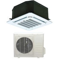 42000BTU 12Kw Heat & Cool Ceiling Cassette Air Conditioning System