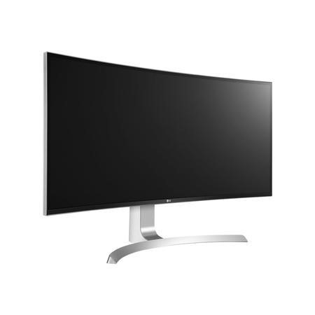 "LG 34UC99-W 34"" Ultra Wide  IPS WQHD USB-C Freesync Curved Gaming Monitor"