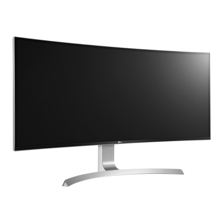 "LG 34UC99-W 34"" IPS WQHD Curved Gaming Monitor   Appliances Direct"