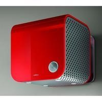 Elica 35CC-GRL-RED Wall Mounted Designer Hood 350mm Red