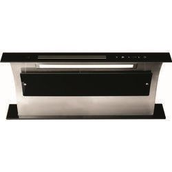 CDA 3D9BL Touch Control Downdraft Extractor - Black