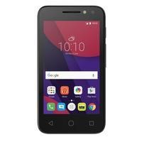 "Alcatel Pixi 4 Black 4"" 4GB 3G Unlocked & SIM Free"