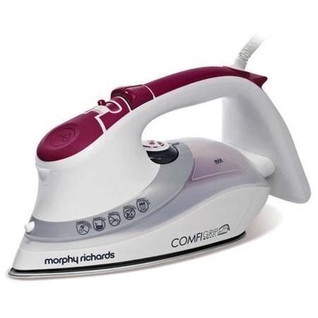morphy richards 40863 comfigrip iron appliances direct. Black Bedroom Furniture Sets. Home Design Ideas