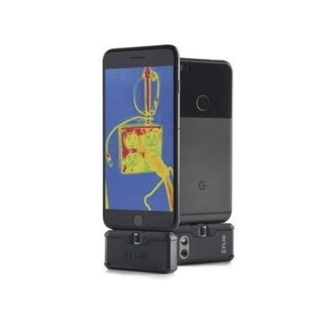 FLIR ONE Pro LT Android USB-C Thermal Imaging Camera Temp Range_ -20  120 °C -4  248 F 80 x 60pi
