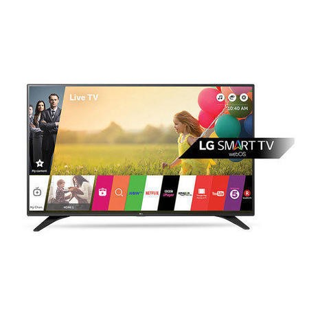 "LG 43LH604V 43"" 1080p Full HD Smart LED TV with Freeview HD and webOS plus Virtual Surround"
