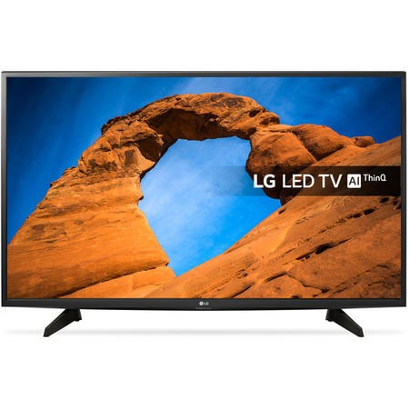 "LG 49LK5900PLA 49"" 1080p Full HD HDR LED Smart TV with Freeview HD and Freesat"