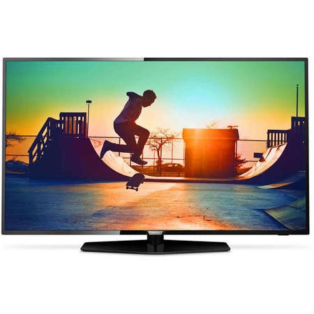 "GRADE A2 - Philips 55PUS6162 55"" 4K Ultra HD HDR LED Smart TV with 1 Year Warranty"