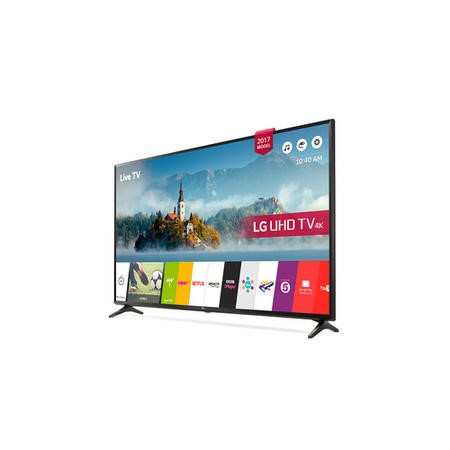 "LG 43UJ630V 43"" 4K Ultra HD HDR LED Smart TV with Freeview Play"
