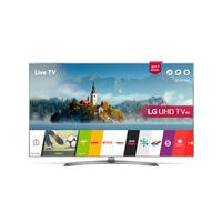 LG 43UJ750V 4k UHD HDR Smart TV with Web OS and Dolby Vision