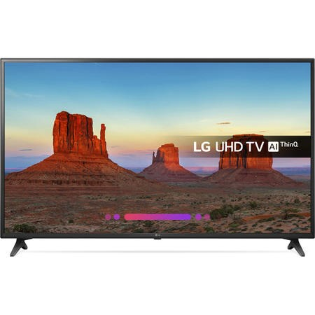 "49"" LG 49UK6200PLA 4K Ultra HD Smart HDR LED TV with Freeview HD and Freesat"
