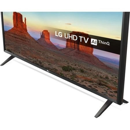 "LG 65UK6300PLB 65"" 4K Ultra HD HDR LED Smart TV with Freeview HD and Freesat"