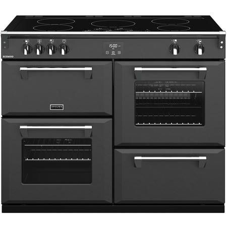 Stoves S1100Ei 110cm Electric Range Cooker With Induction Hob - Anthracite