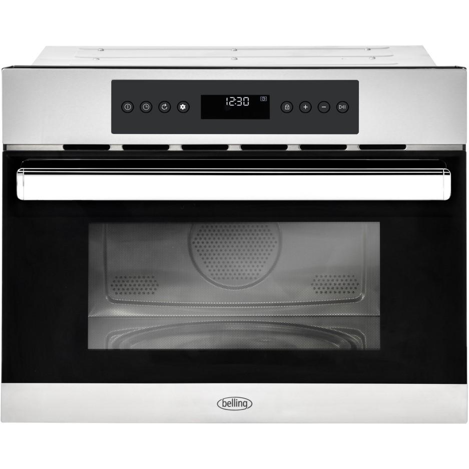 Belling Bi45comw Built In Combination Microwave Oven