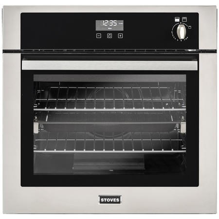 Stoves BI600G Built-in Single Gas Oven - Stainless Steel