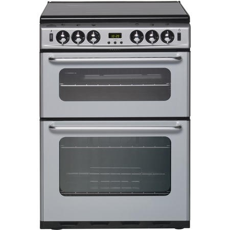 New World 600TSIDLm Newhome 60cm Twin Cavity Gas Cooker