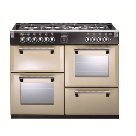 Stoves Richmond 1100GT 110cm Gas Range Cooker in Champagne
