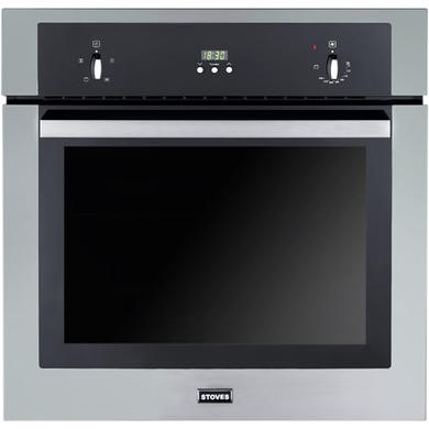 Stoves SEB600FP Fanned Electric Built In Single Oven - Stainless Steel