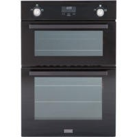 Stoves SGB900MFSe Gas Built In Double Oven Black