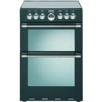 Stoves Sterling Mini Range 60cm Electric Cooker - Black Best Price, Cheapest Prices