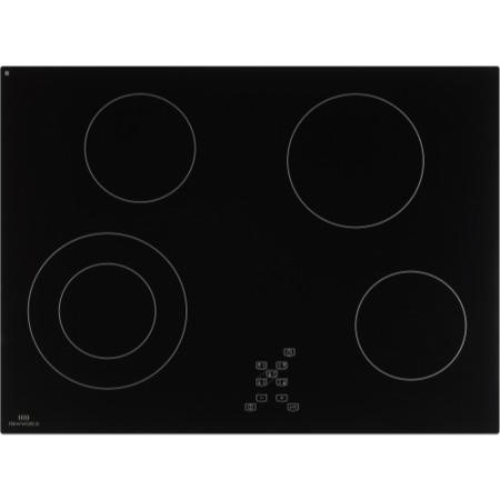 New World NWTC701 Touch Control 70cm Ceramic Hob - Black