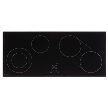 Stoves SEH900CTC Touch Control 90cm Ceramic Hob - Black