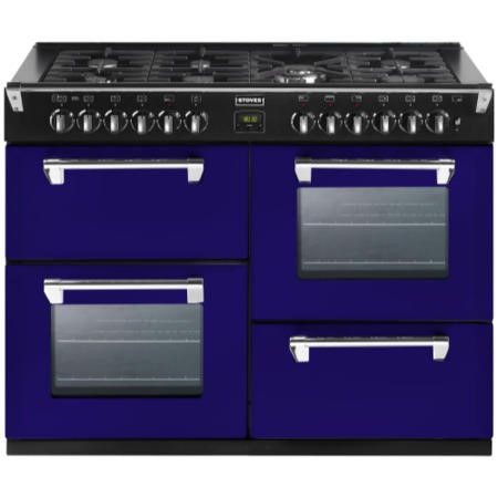 Stoves Richmond 1000GT Colour Boutique 100cm Gas Range Cooker - Midnight Gaze