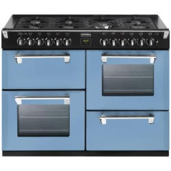 Stoves Richmond 1100DFT Colour Boutique 110cm Dual Fuel Range Cooker - Days Break